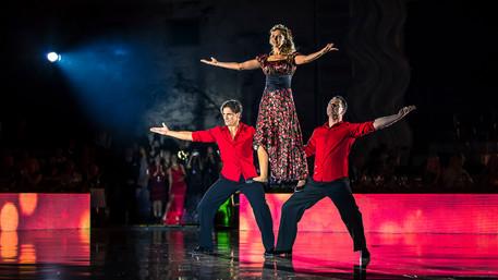 Вера Фартушняк, Лука Тонелло, Виктор да Силва, фото Алексей Исмагилов