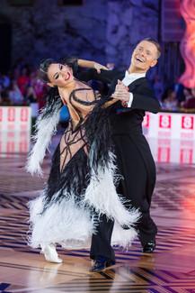 Станислав Зелянин и Ирина Черепанова Росcия, фото Светозар Андреев