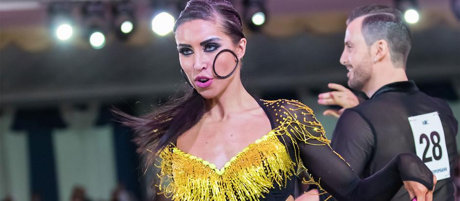 Дарья Середа: «Когда я вижу, как пара танцует от души, у меня мурашки бегут по коже»