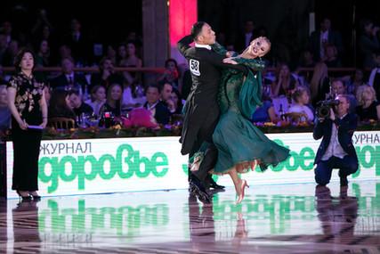 Алессио Потенциани и Вероника Власова, Россия, фото Дмитрия Плетнева