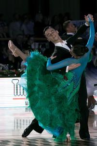 Александр Борисов и София Щипская, Россия, фото Дмитрий Плетнев
