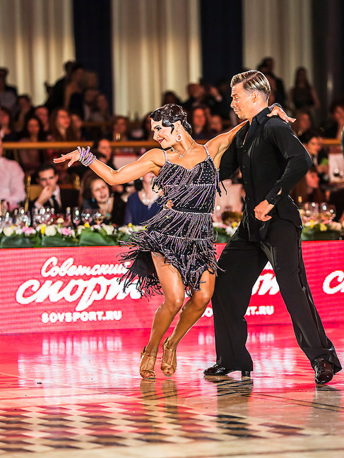 Стефано Мориондо и Дарья Глухова Италия, фото Алексей Исмагилов