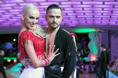Сергей Степовой и Алина Малецкая, Россия, фото Дмитрий Плетнев