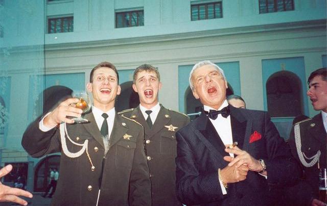Венский бал 2003.