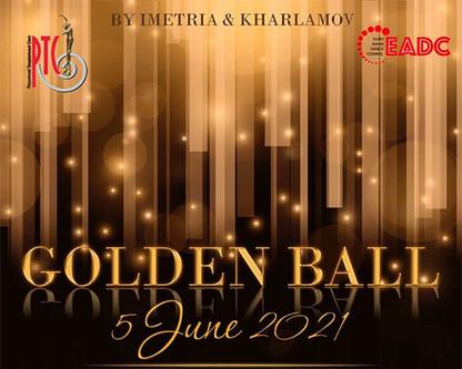 GOLDEN BALL DANCE FESTIVAL