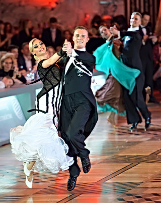 Александр Жиратков и Ирина Новожилова, фото Аркадий Чигинов