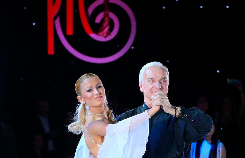Станислав Попов и Вероника Власова, фото Юрий Коныжев