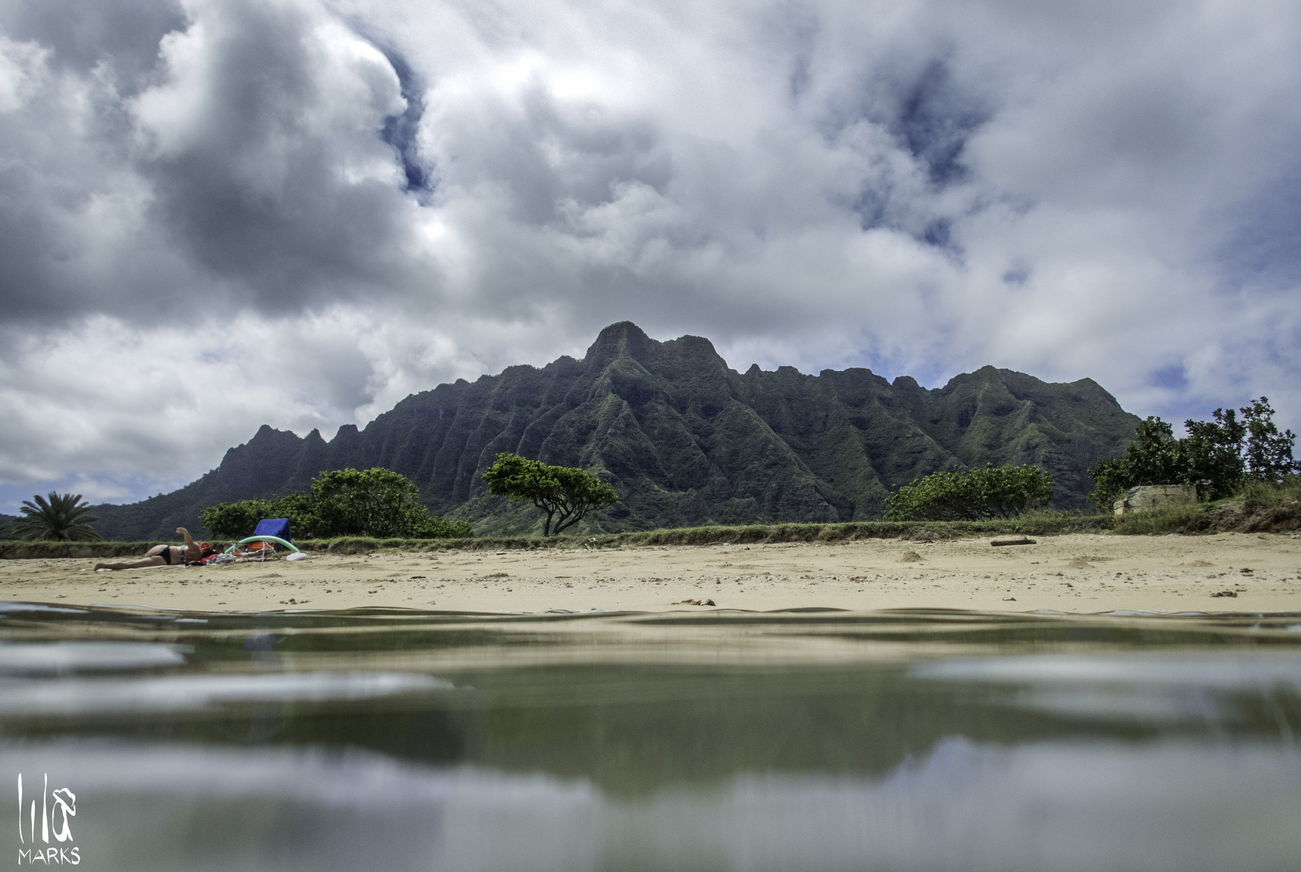 Underwater Shot in Oahu (2)