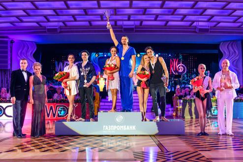 Победители и финалисты чемпионата России по Exhibition, фото Светозар Андреев