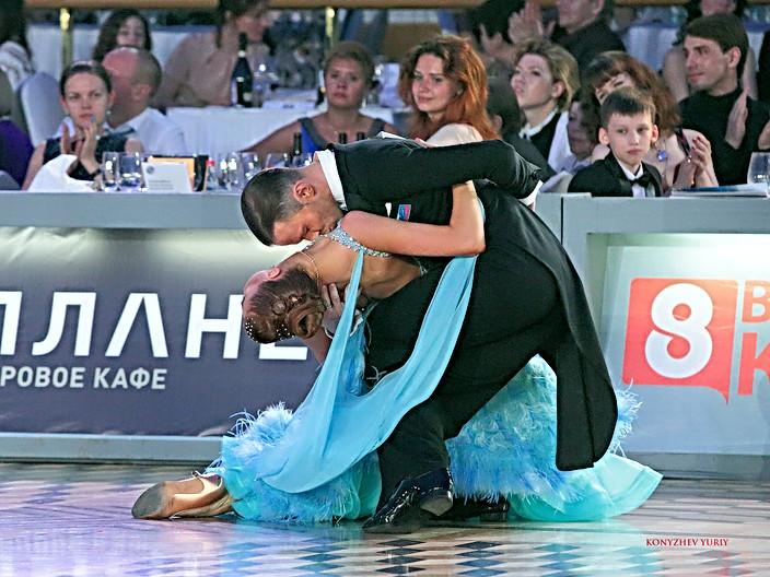 Илья и Елена Асоновы, фото Юрий Коныжев