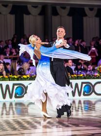 Александр Жиратков и Ирина Новожилова, фото Алексей Исмагилов