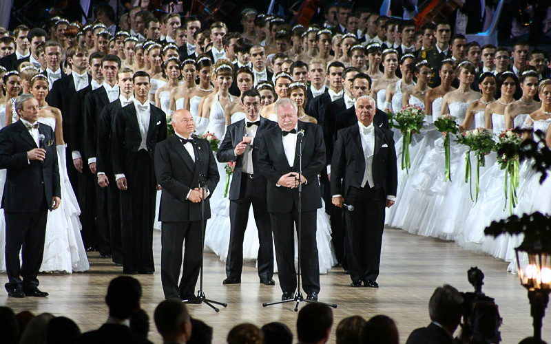 Венский бал 2009.