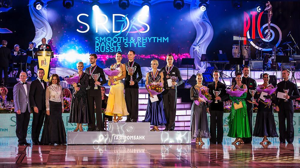 Победители American Smooth, фото Алексей Исмагилов