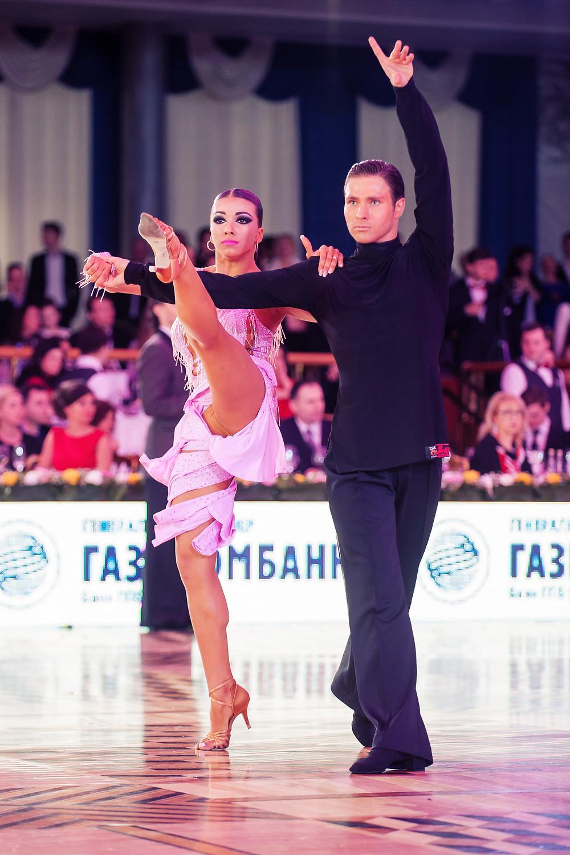Кирилл Белоруков и Полина Телешова, Россия
