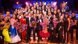 Фото на память о чемпионате мира по европейским танцам, фото Алексея Исмагилова