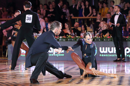 Илья Маковский и Анастасия Федотовская, Азербайджан, фото Юрий Коныжев