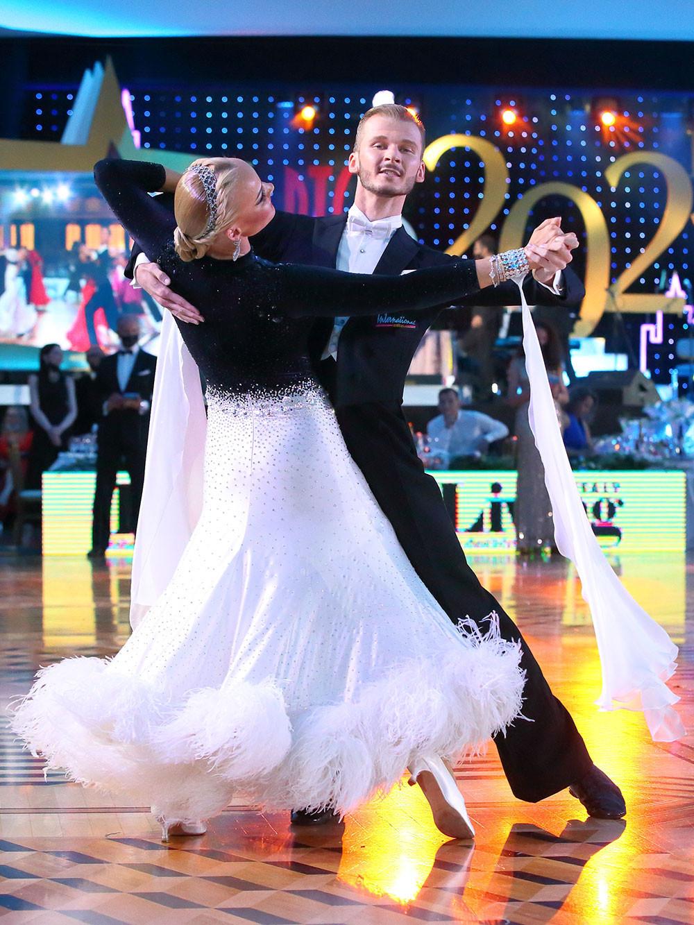 Федор Исаев и Ирина Агалецкая, фото Юрий Коныжев