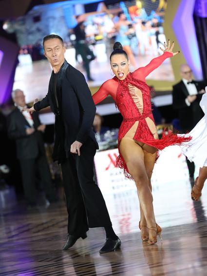 Станислав Гущин и Ангелина Бондаренко, Россия, фото Аркадий Чигинов