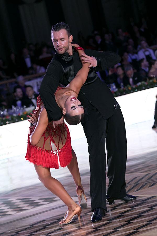 Владимир Литвинов и Ольга Николаева, фото Дмитрий Плетнев