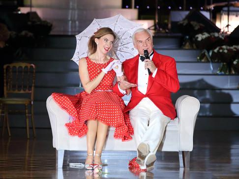 Вера Фартушняк и Станислав Попов, фото Юрий Коныжев