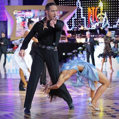 Массимо Арколин и Лаура Змажковикова, Италия, фото Елена Анашина