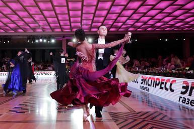 Кубок Кремля европейские танцы среди любителей фото Юрий Коныжев