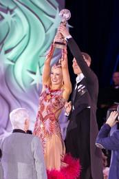 Арунас Бижокас и Катюша Демидова, США, фото Дмитрий Плетнев
