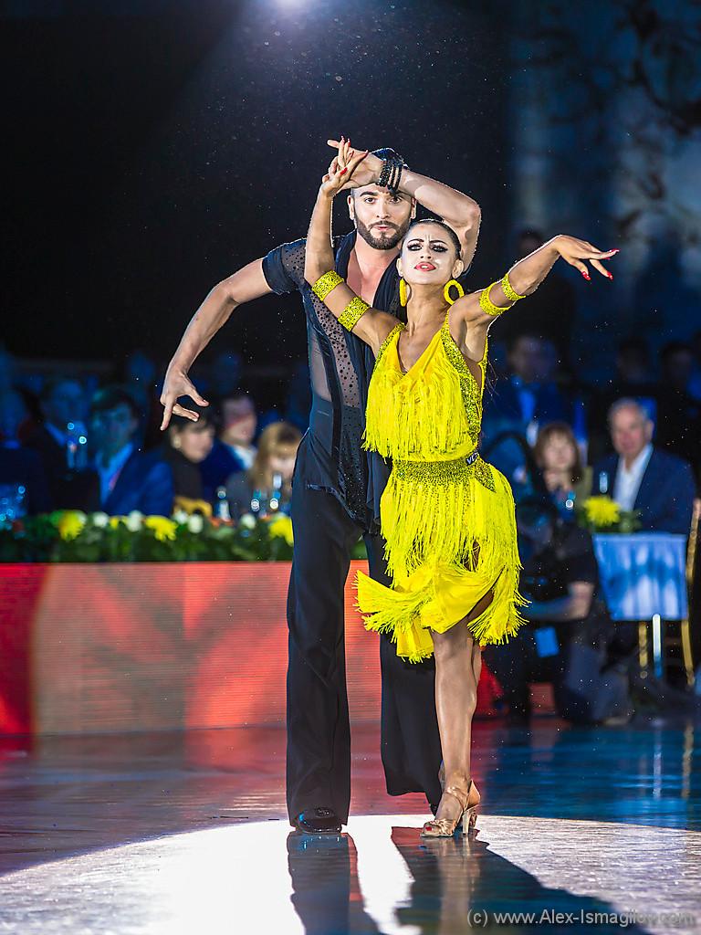 Стефано Мариондо и Дарья Глухова
