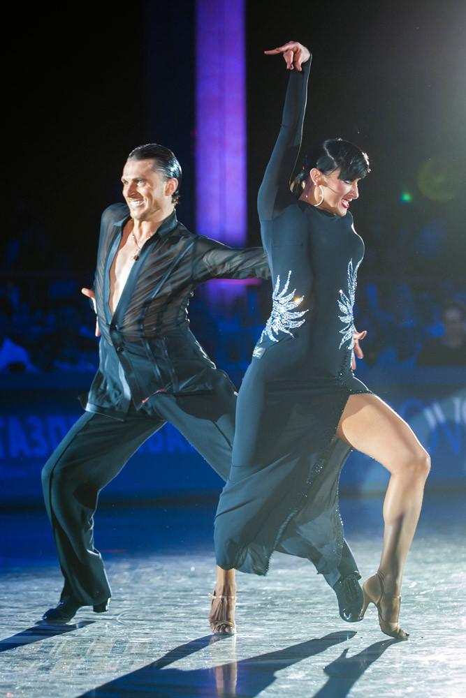 Евгений Смагин и Полина Казаченко, Россия