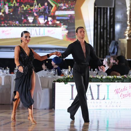 Главные награды Кубка мира по латиноамериканским танцам достались России