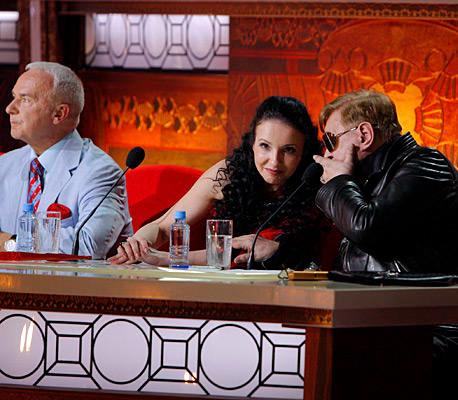 Станислав Попов – председатель жюри «Танцы со звездами», ТВ «Россия-1».