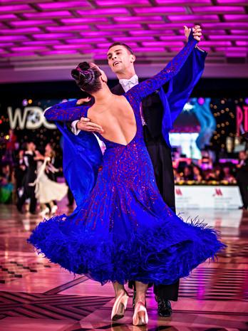 Сергей Сутырин и Наталья Сажина (Россия), фото Алексей Исмагилов