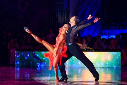 Павел Звычайный и Оксана Лебедев, Германия, фото Светозар Андрее