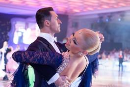 Эльдар Джафаров и Анна Сажина, фото Светлана Яковлева