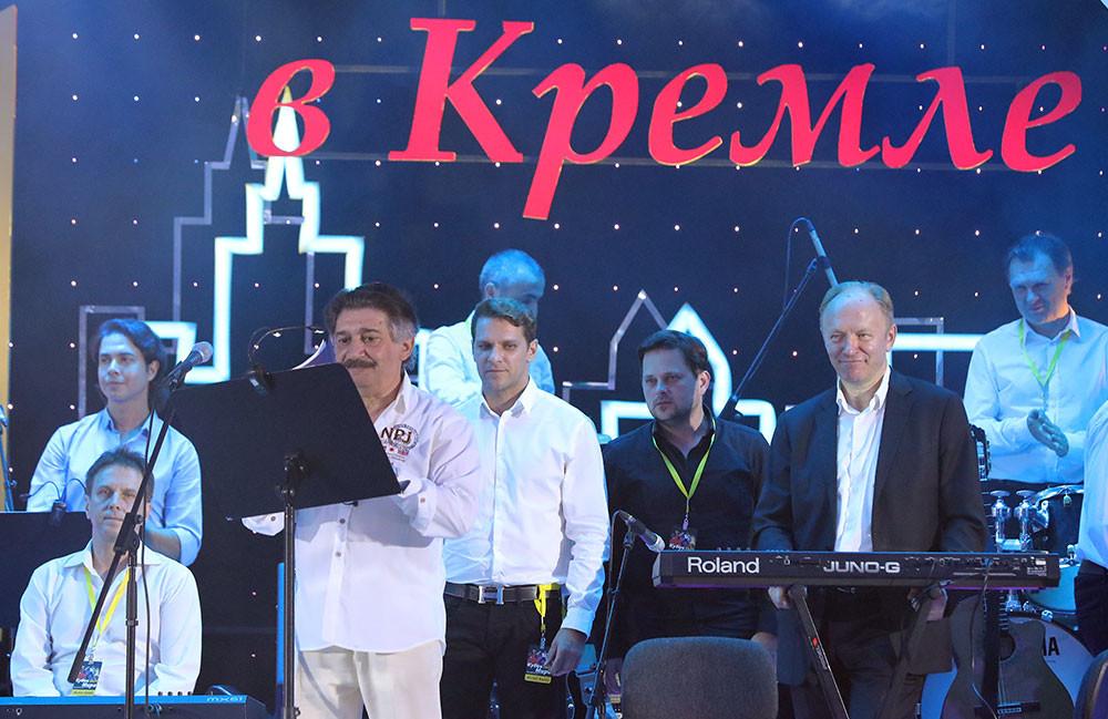 """Георгий Мушеев и группа """"7 Ветров"""", фото Егор Печников"""