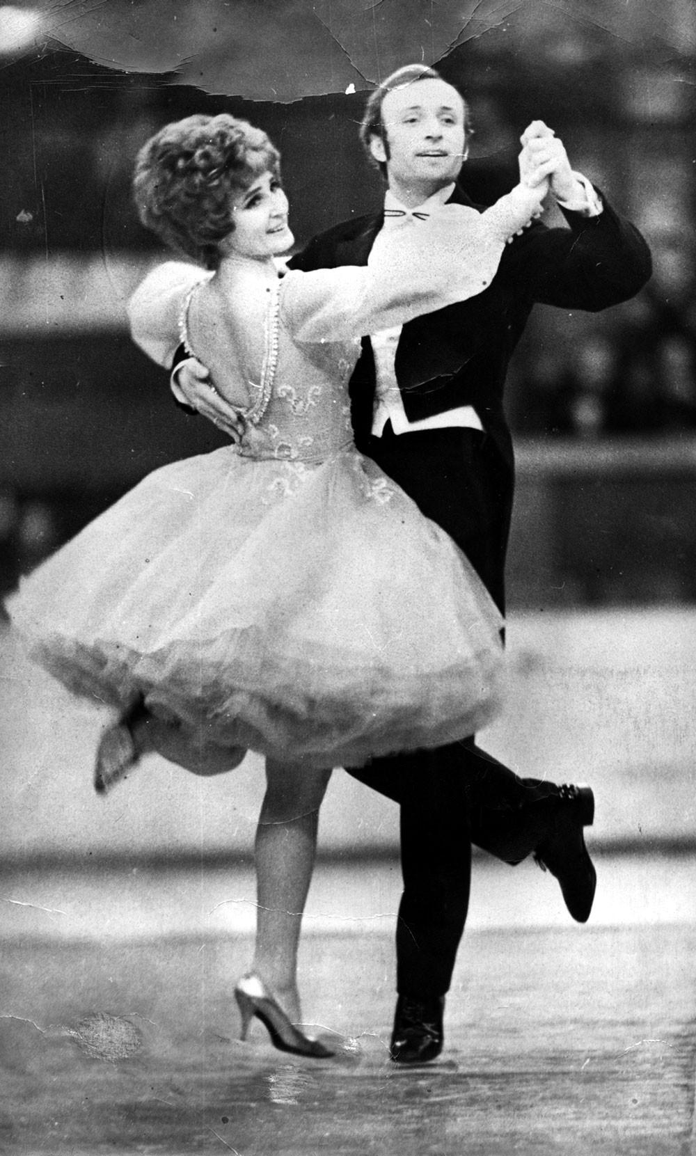 Сергей Кошелев и Ангелина Дегтяренко