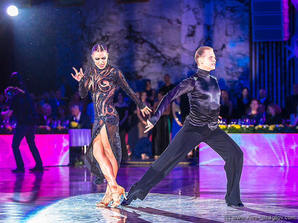Никита Бровко и Ольга Урумова, Россия