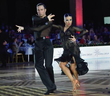 Кирилл Белоруков и Полина Телешова, фото Олег Коныжев