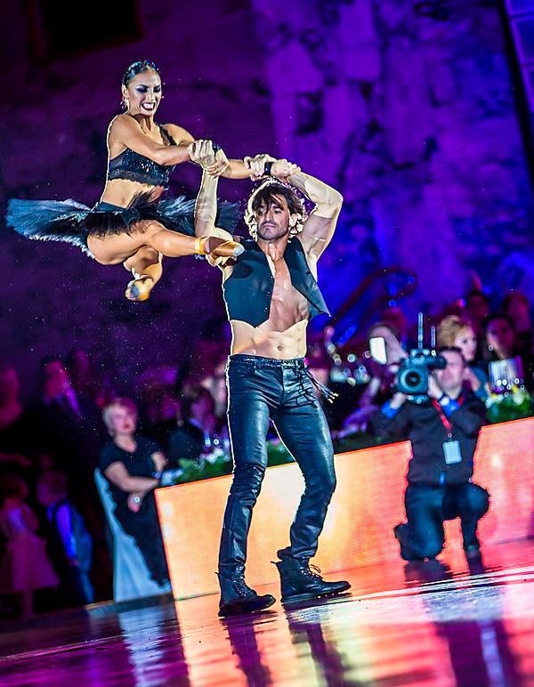 Виктор да Силва и Анна Мельникова, фото Алексей Исмагилов