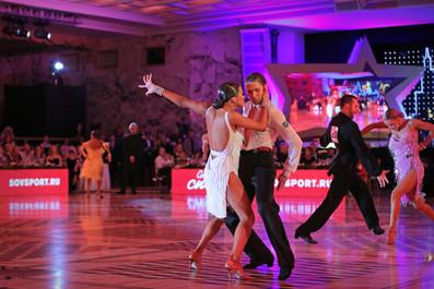 Кирилл Белоруков и Полина Телешова, Россия, фото Елена Анашина