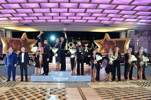 Победители Любители Латина, фото Олег Коныжев