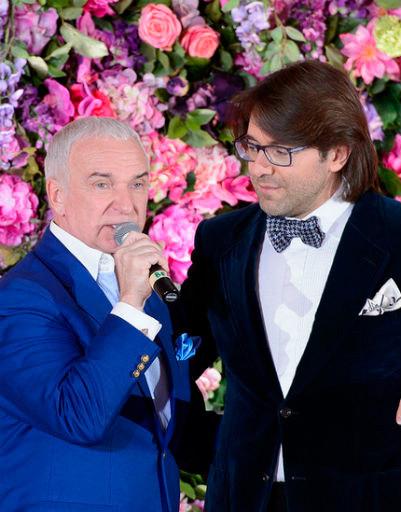 Станислав Попов и Андрей Малахов.