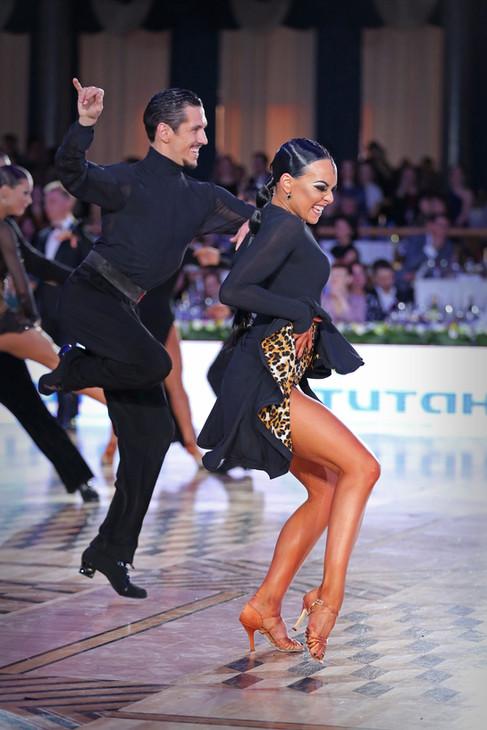 Михаил Попов и Вероника Тамарова, фото Елена Анашина