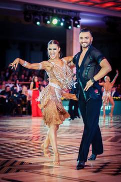 Стефано де Филиппо и Дарья Чеснокова, Италия, фото Светозар Андреев