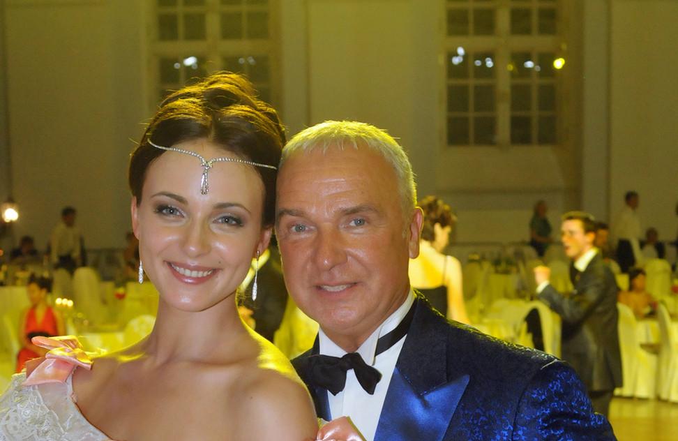 Анна Снаткина и Станислав Попов, 2008.