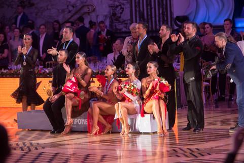 Победители и финалисты чемпионата Европы, фото Ирина Невлолина