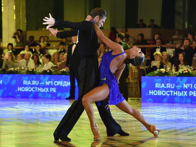 Кирилл Белоруков и Полина Телешова, Россия, фото Олег Коныжев