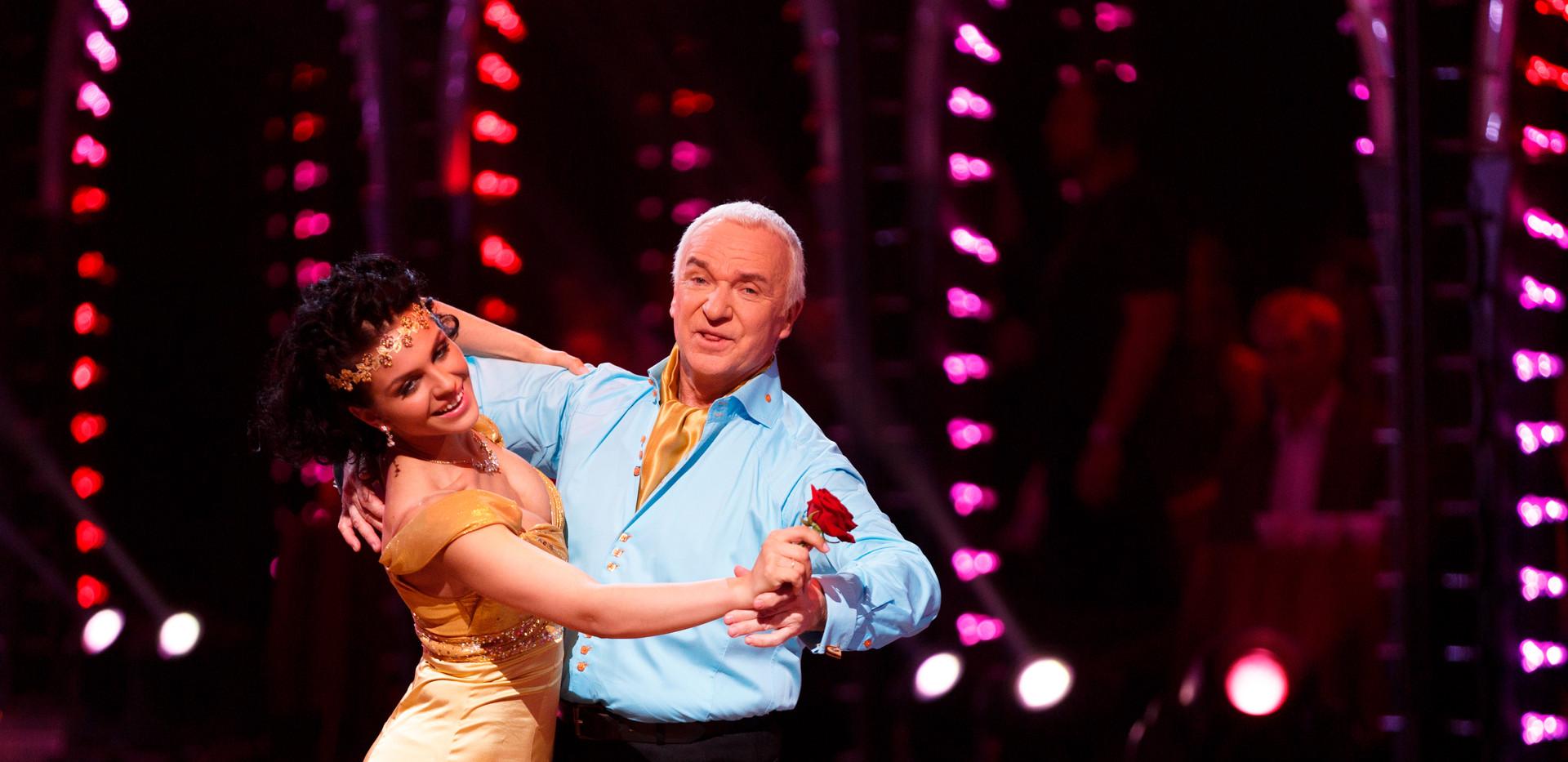 Станислав Попов и Марина Сотникова.