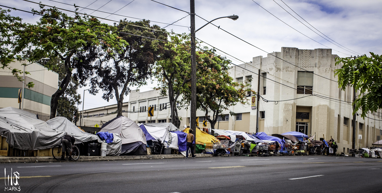 Tent City