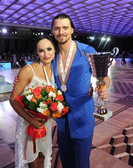 Денис Тагинцев и Екатерина Крысанова, фото Иван Иванович